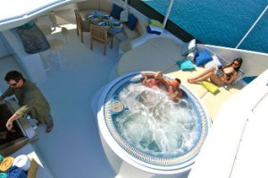 Freedom Yacht 120' for BVI charter vacations