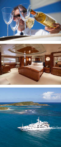 power yacht charters