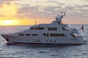 Super Yacht 'Milk and Honey Charters