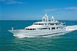 Luxury Power Yacht Starship BVI vacations