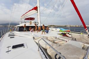 Catamaran Muse