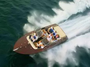 Yacht Charters on the Reverie 230