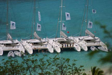 Tandem yacht charter Vacations