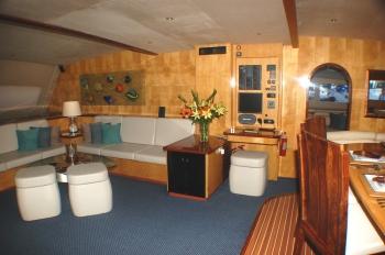 Catamaran Zingara Sailing Vacations