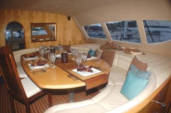 Sailing Yacht Catamaran Zingara