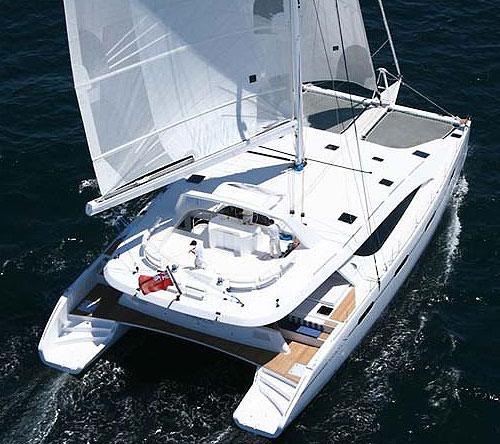 Luxury Sailing Yacht Zingara